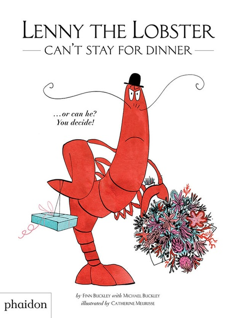 88326-LENNY-THE-LOBSTER-9780714878645