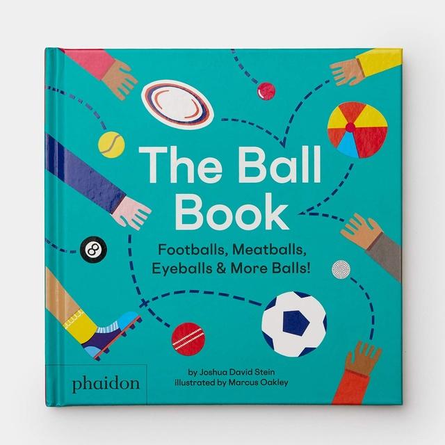 90514-THE-BALL-BOOK-9780714878676