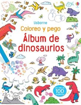 43852-ALBUM-DE-DINOSAURIOS-COLOREO-Y-PEGO-9781409559894