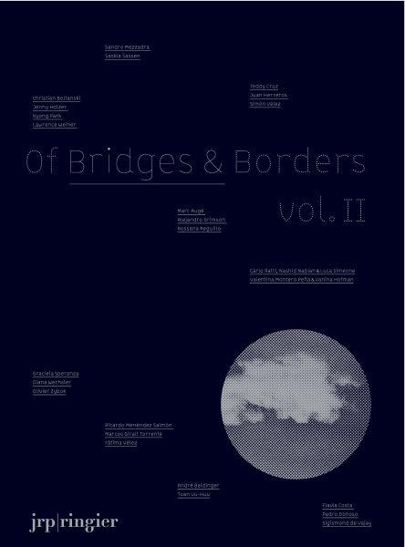 81166-OF-BRIDGES-BORDERS-VOL-II-9783037642634