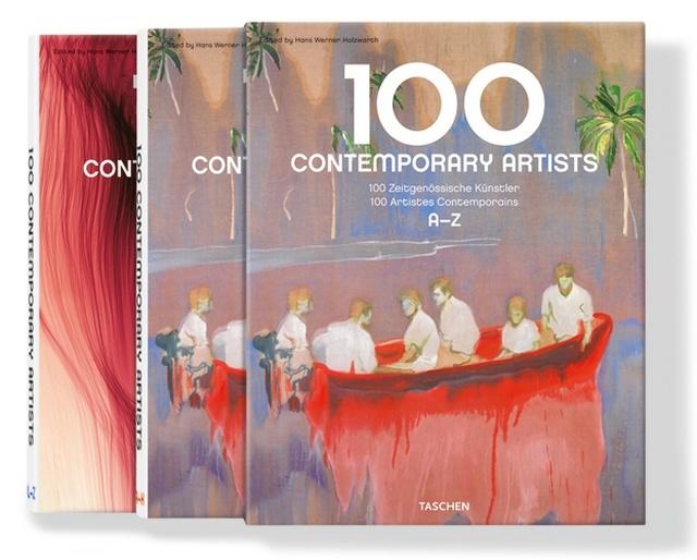 27658-100-CONTEMPORARY-ARTISTS-9783836514910