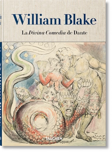 35841-WILLIAM-BLAKE-LA-DIVINA-COMEDIA-DE-DANTE-9783836568616