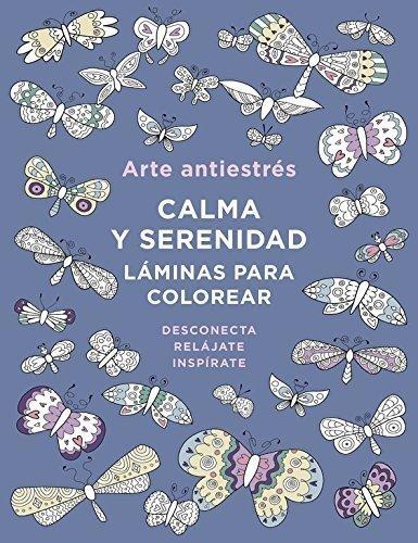 59352-ARTE-ANTISTRESS-CALMA-Y-SERENIDAD-9788401017445