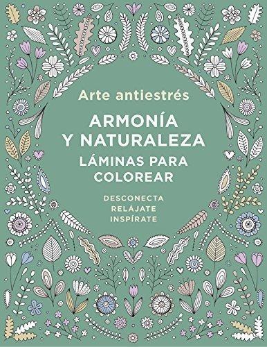 59351-ARTE-ANTISTRESS-ARMONIA-Y-NATURALEZA-9788401017452