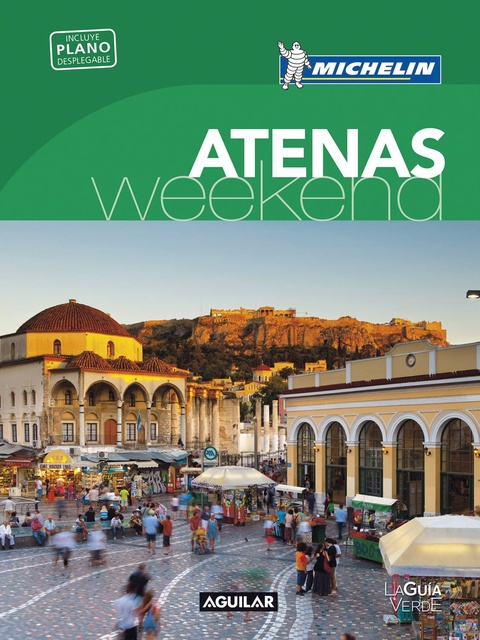 52974-ATENAS-WEEKEND-9788403516007