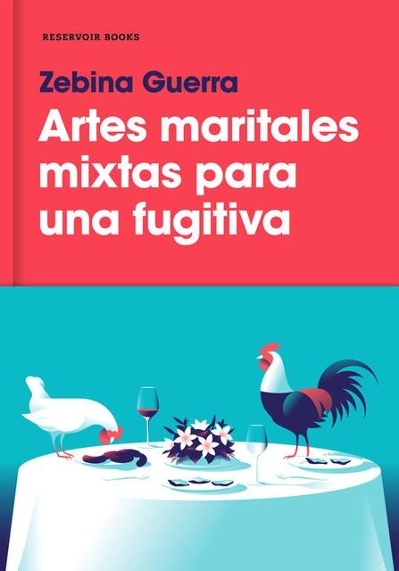 52506-ARTES-MARITALES-MIXTAS-PARA-UNA-FUGITIVA-9788417125103