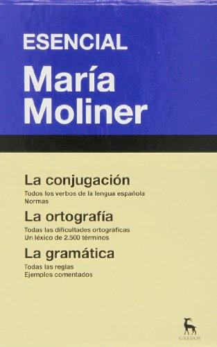 66441-ESENCIAL-MARIA-MOLINER-PACK-9788424936884