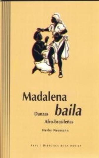 78626-MADALENA-BAILA-DANZAS-AFRO-BRASILENAS-CON-CD-9788446014256
