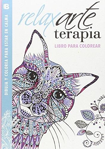 58756-RELAXARTE-TERAPIA-LIBRO-PARA-COLOREAR-9788466658287