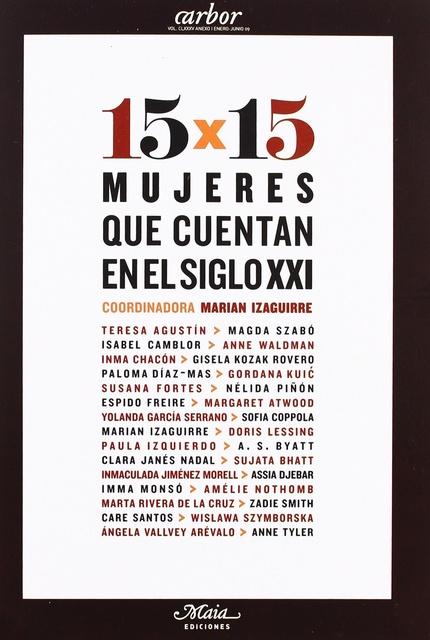 91624-15-X-15-MUJERES-QUE-CUENTAN-EN-EL-SIGLO-XXI-9788492724079