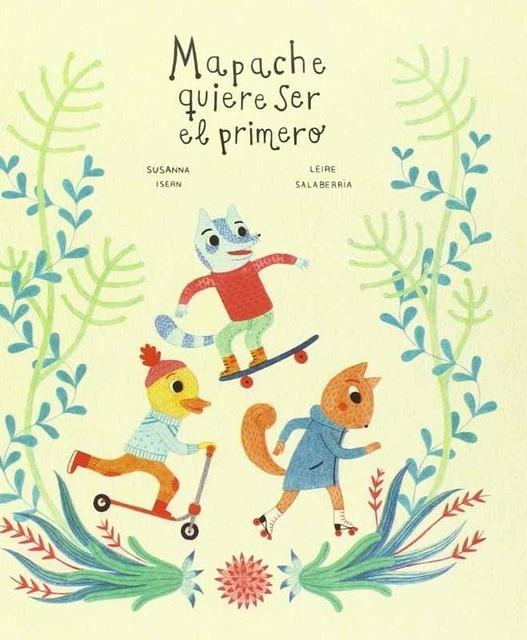 92476-MAPACHE-QUIERE-SER-EL-PRIMERO-9788494369155