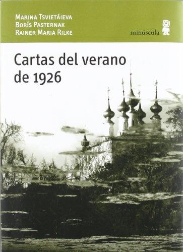84205-CARTAS-DEL-VERANO-DE-1926-9788495587886