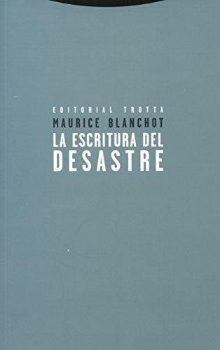 35030-LA-ESCRITURA-DEL-DESASTRE-9788498795691