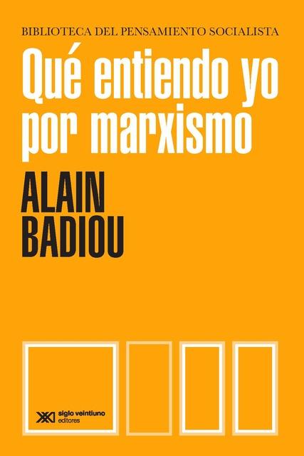 88390-QUE-ENTIENDO-YO-POR-MARXISMO-9789876299305
