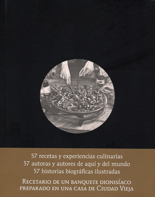 SYMPOSIUM. RECETARIO CASAMARIO